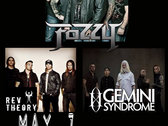 Will call ticket to STT w/ Fozzy, Rev Theory, Gemini Syndrome, & Eyes Set to Kill - Wed 5/7/14 @ Chameleon Club - Lancaster, PA