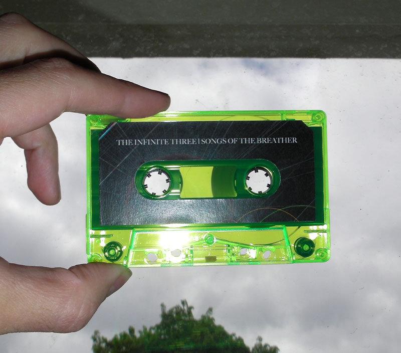 The Infinite Three Cassette