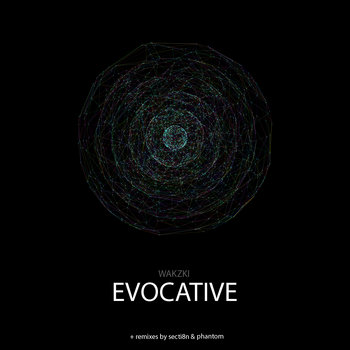 Evocative - EP cover art