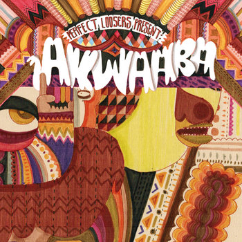 Akwaaba Remixed cover art