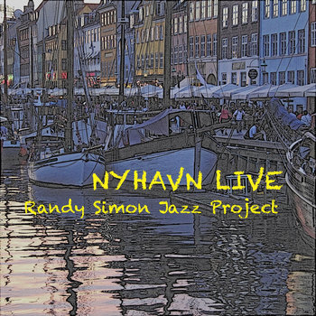 Nyhavn Live cover art
