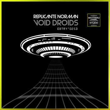 VOID DROIDS cover art