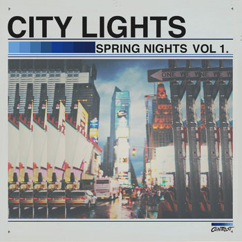 City Lights Spring Nights EP (Vol. 1) cover art