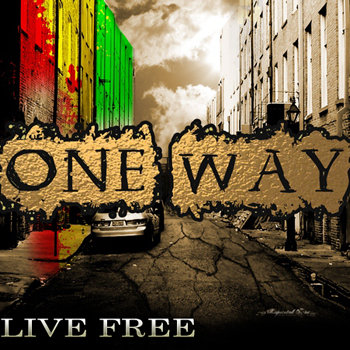 ONE WAY cover art