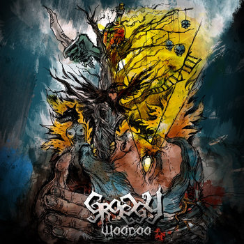 Groggy - WooDoo EP 2013 cover art