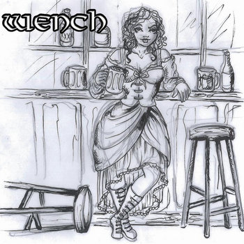 WENCH E.P. (2011) cover art