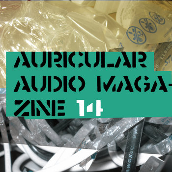 Auricular Audio Magazine #14 cover art