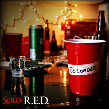Solo R.E.D. - So Loaded [EP] cover art