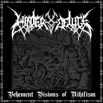 Vehement Visions of Nihilism (EP) cover art
