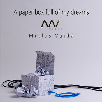 A Paper Box full of my Dreams cover art