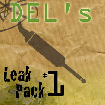 DEL&#39;s Leak Pack #1(free) cover art