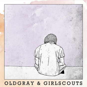 Old Gray & Girl Scouts Split cover art