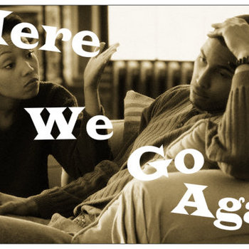 """Here We Go Again"" (Prod. By Jay Rukas) cover art"