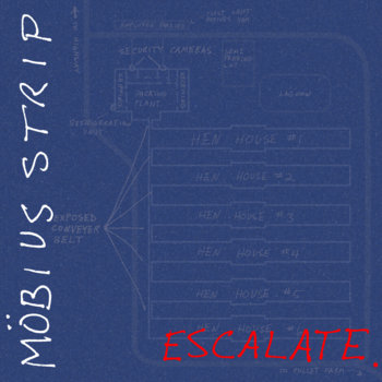 Escalate. cover art