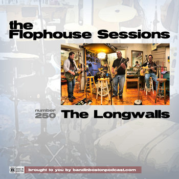 The Flophouse Sessions #250 cover art