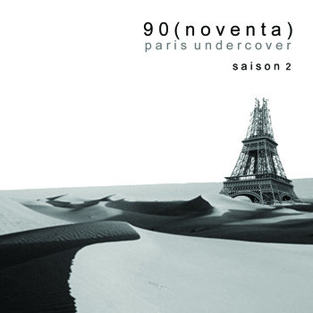 PARIS UNDERCOVER Saison 2 cover art