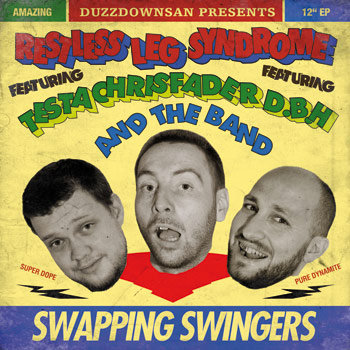 Swapping Swingers EP cover art