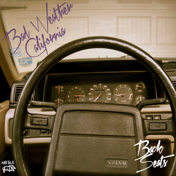 Back Seats EP cover art