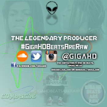 Beats Produced By Giga H.D cover art