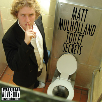 Toilet Secrets cover art
