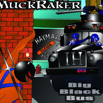 Big Black Bus cover art