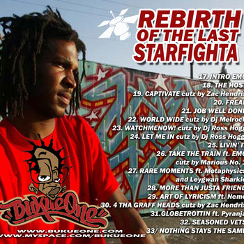 Rebirth of tha lastarfighta cover art