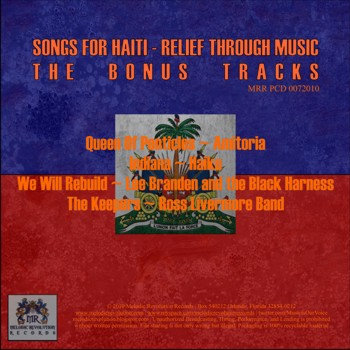 Songs for Haiti - Bonus Tracks cover art