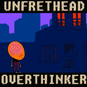 Overthinker cover art