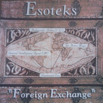 "Esoteks ""Foreign Exchange"" cover art"