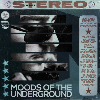 Moods Of The Underground (2012) cover art