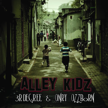 Alley Kidz ft. Onry Ozzborn cover art