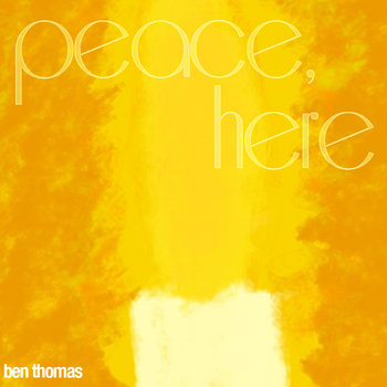 Peace, Here EP cover art