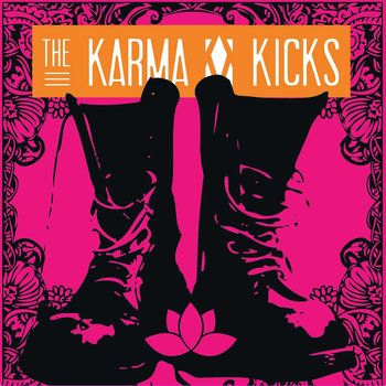The Karma Kicks cover art