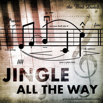 JINGLE ALL THE WAY cover art