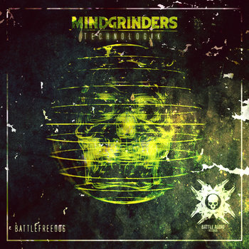 MINDGRINDERS - Technologik cover art