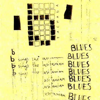 b sings the lusitanian blues cover art