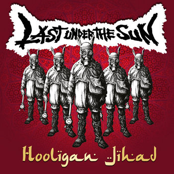 Hooligan Jihad cover art