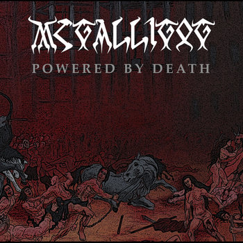 Powered by Death cover art