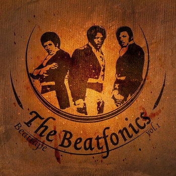 The Beatfonics Vol. 1 - Flippin The Delfonics cover art