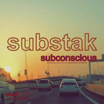 Substak - Subconscious EP cover art