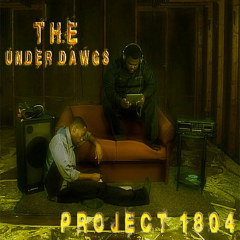 The Under Dawgs EP cover art