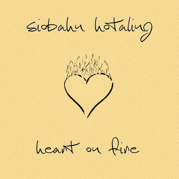 Heart on Fire EP cover art