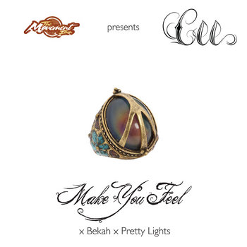Make You Feel x Bekah x Pretty Lights cover art