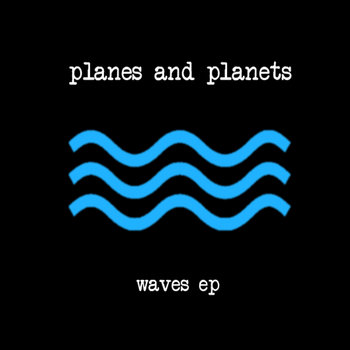 Waves EP cover art