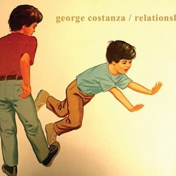 George Costanza/Relationships Split cover art