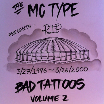 Bad Tattoos Vol. 2 cover art