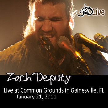 Live at Common Grounds in Gainesville, FL - 1/21/2011 cover art