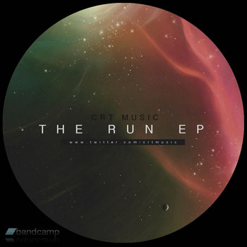 The Run EP cover art