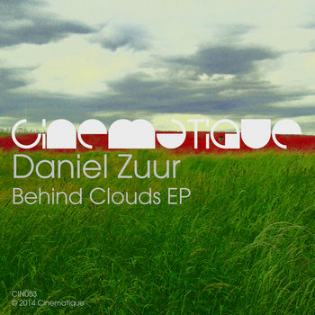 Behind Clouds EP cover art