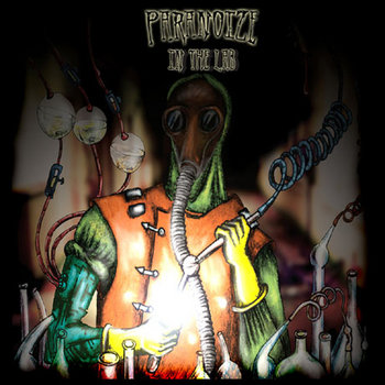 In the lab - PARANOIZE - (Inpsyde Media) cover art